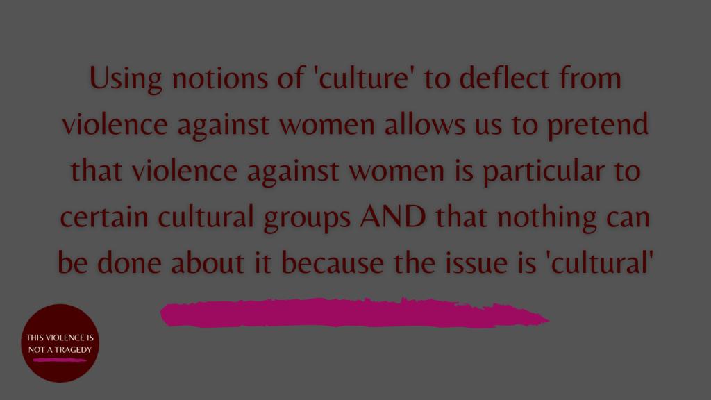 cultural violence